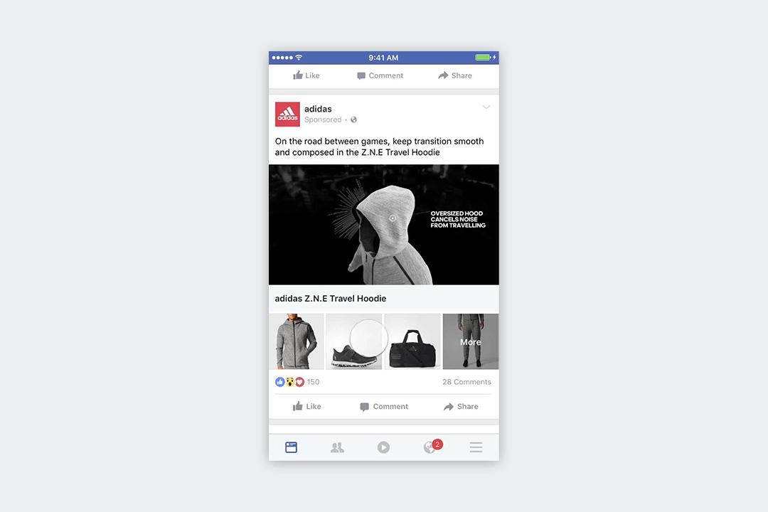 facebook-adidas ad